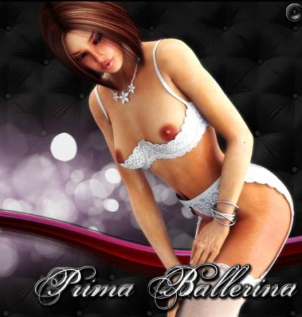Lessonofpassion - Prima Ballerina