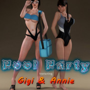 Nova - Pool Party - Featuring Gigi & Annie