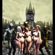 Artist Moiarte – The Reward Of The Orcs Vol.1-4