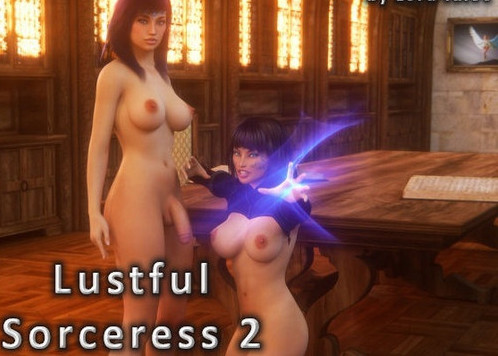Lord-Kvento - Lustful Sorceress 2