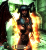 Oblivion Mod MONSTERGIRL for the game The Elder Scrolls 4: Oblivion