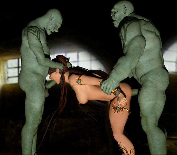 Zuleyka's3D - Hell Fuckers - Prisoner of War Aisha