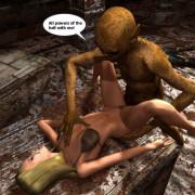 Crazyxxx3Dworld Comics Moria