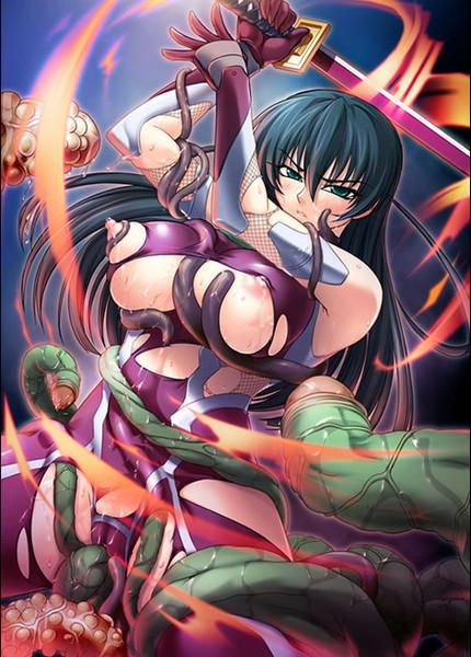 Anime Lilith - Taimanin Asagi 2 - Inbo no Tokyo Kingdom