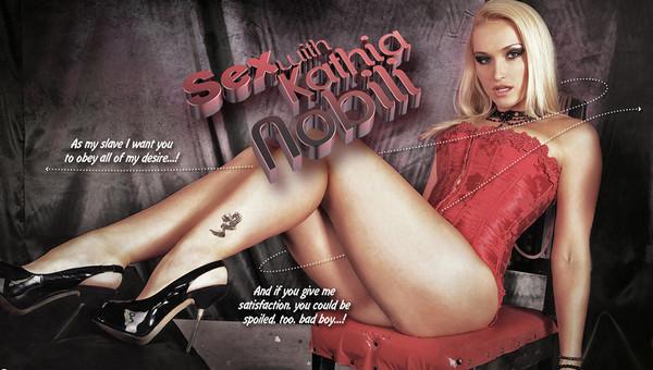 Lifeselector - Sex with Kathia Nobili