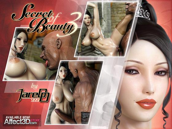 Affect3D - Secret of Beauty 3