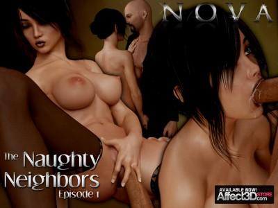 Nova - The Naughty Neighbors