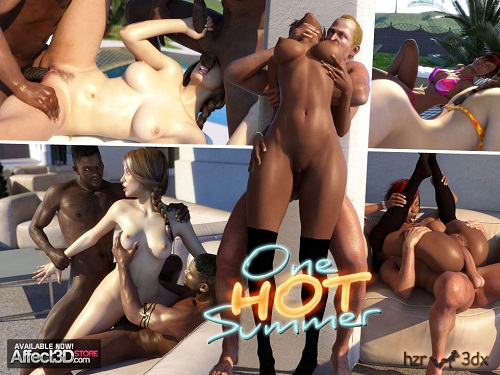Affect3d HZR – One Hot Summer