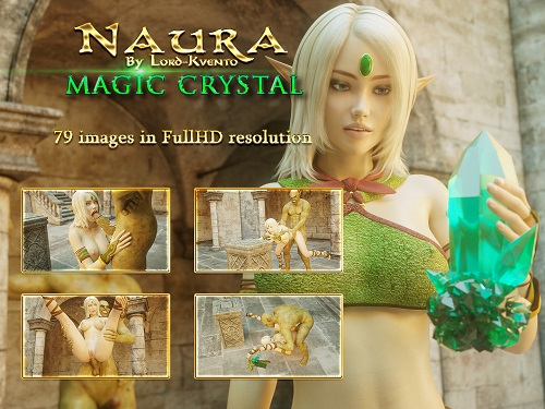 Naura by Lord-Kvento – Magic Crystal