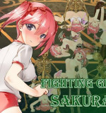 FIGHTING GIRL SAKURA