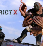 3DXArt – District X