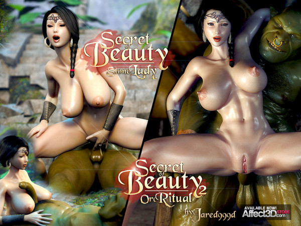 Affect3d - Secret of Beauty Orc Ritual / Secret of Beauty Stone Lady (GameRip)