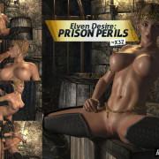 Affect3d HitmanX3Z - Elven Desires: Prison Perils 01-02