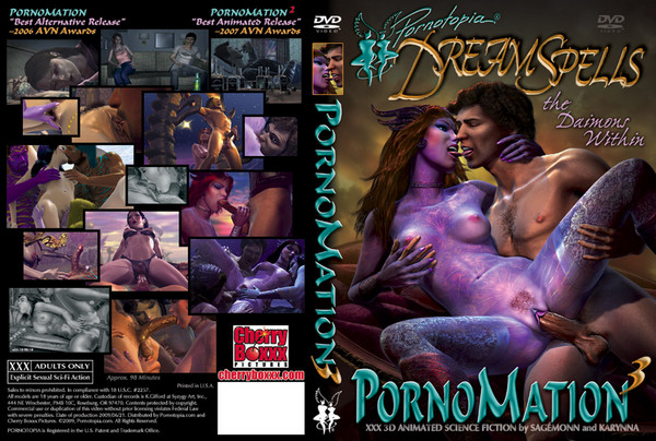 3d pornomation 3 dream spells hentai - 2 5