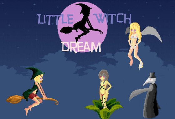 VR Jujitsu - Little Witch Dream