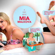 Lifeselector - A Day With Mia Malkova