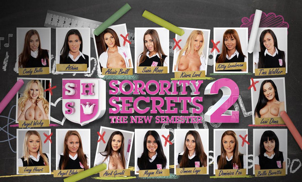 Lifeselector - Sorority Secrets 2 - The New Semester