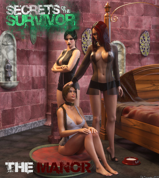 DeTomasso - Secrets of the Survivor – The Manor