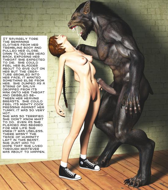 Atr by KristinF - Muffy the Monster killer