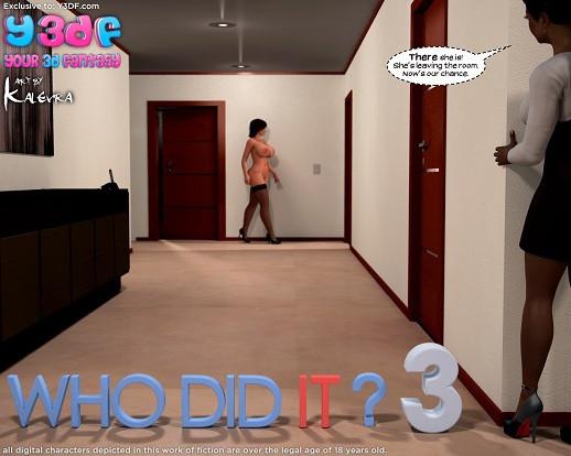 Y3DF – Who Did It? 3