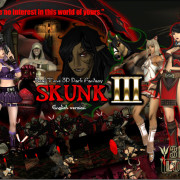 "Real-time 3D Total Violation fFntasy ""SKUNK III"" Godkiller"