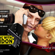 Lesson of Passion - Driving with London