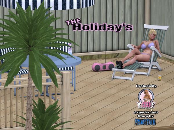 Y3DF - The Holidays