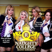 Lifeselector - Naughty College Sluts' Sorority