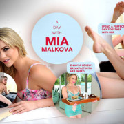 Lifeselector – A Day with Mia Malkova
