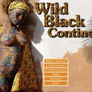 Ilya Klimov - Wild Black Continent