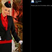 Milovana - TeaseMe: The Gamble