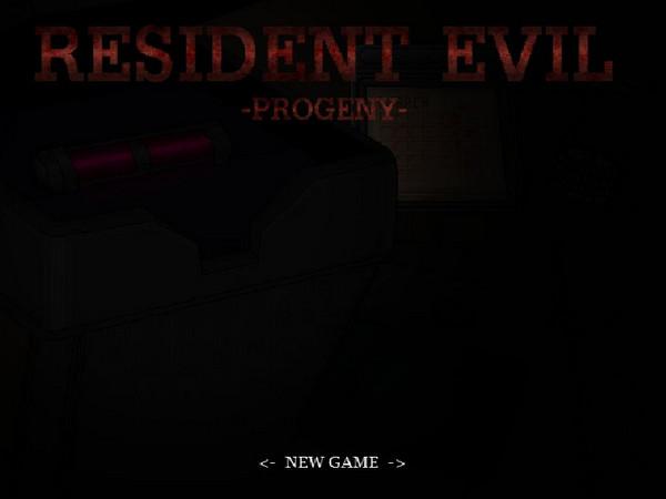 Z-Fied - Resident Evil: Progeny