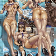 Masamune Shirow - Artbooks Collection