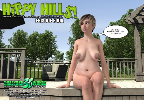 Crazyxxx3Dworld - HIPPY HILLS Episode 01-13