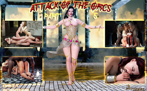 Merovingian - Attack of the Orcs 6 - The Hunt