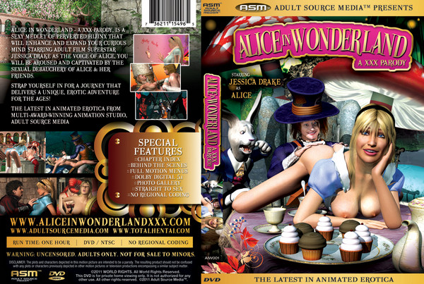 Alice in Wonderland - A XXX Parody