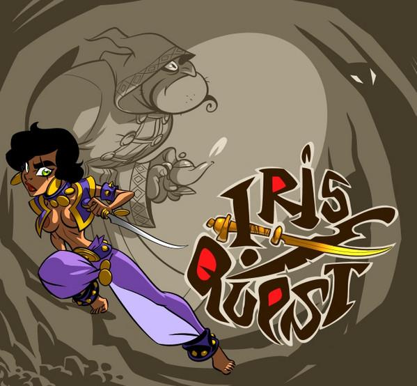 Dahr - Iris Quest Demo 0.65