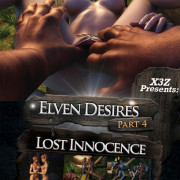 X3Z - Elven Desires - Part 4 - Lost Innocence