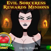 Meet And Fuck - Evil Sorceress Rewards Minions