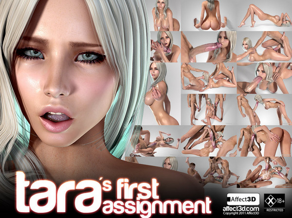 Affect3D – Tara First Assignment