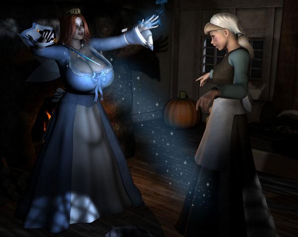 Pixelme - Cinderella Chapter 1