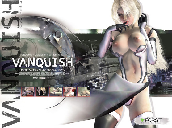 FORESTER 3D - Vanquish