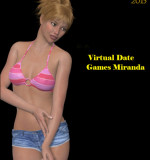 Vdategames – Virtual Date Games: Miranda