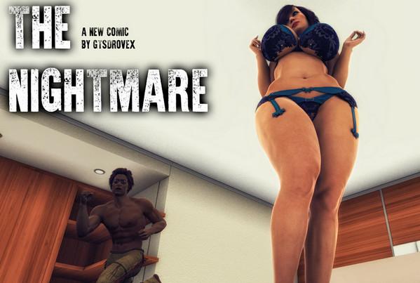 Art by GTSDroveX - The Nightmare