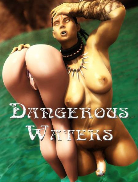 SquarePeg 3D - Dangerous Waters
