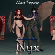 Nova Digital Art - Nyx