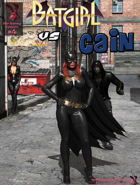Artist MrBunnyArt – Batgirl Vs Cain