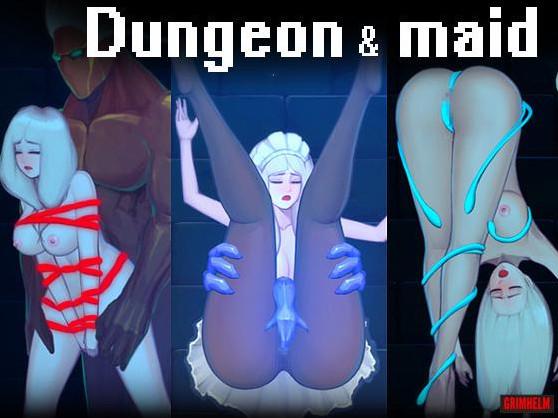 GRIMHELM - Dungeon & Maid (Uncen/Eng) Full