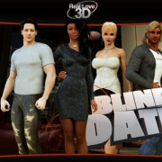 Real Love 3D - Lesson of Passion - Blind Date 3D