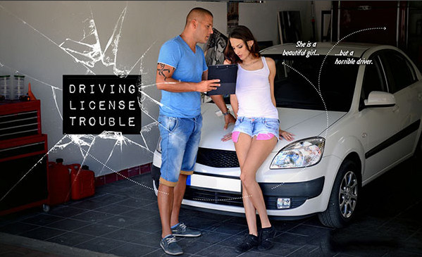 Lifeselector – Driving License Trouble